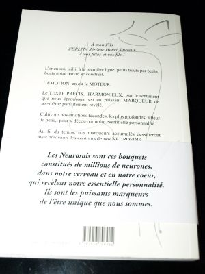 Photo du dos du livre La culture des neurosois